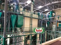 Industrial Roller Flour Mill Machine