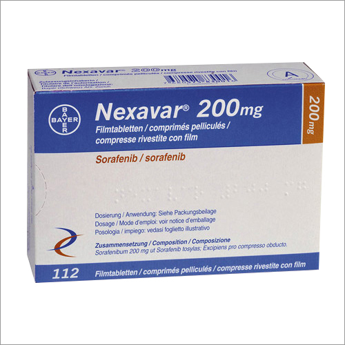 300 mg Nexavar Tablets