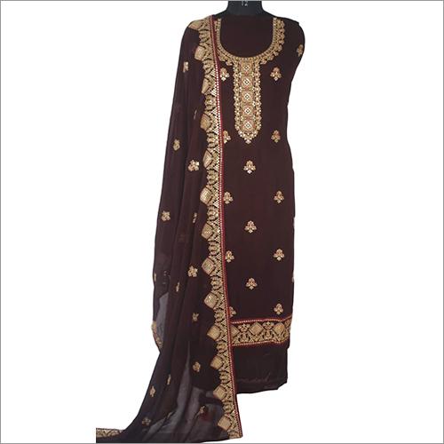 Cotton Unstitched Salwar Kameez