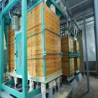 Industrial Atta Plan Shifter Machine