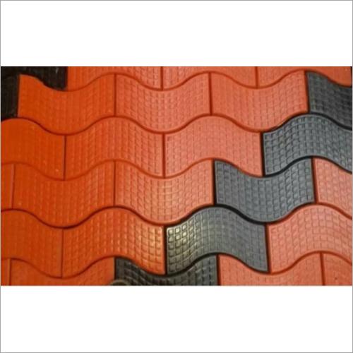 Outdoor Interlocking Paver Floor Tiles