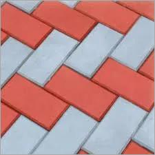 Garden Interlocking Paver Tiles