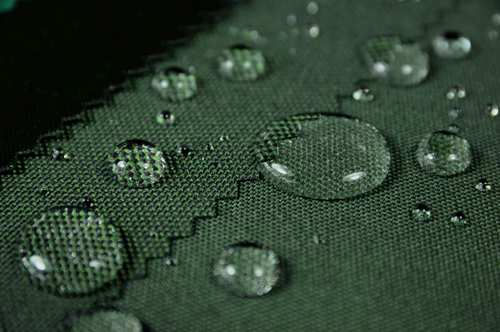Water Repellent/Resistance Finish