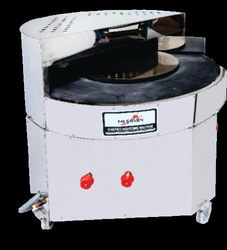 Chapati Rosting Machine