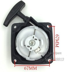 Brush Cutter Normal Steel Recoil Starter Assembly