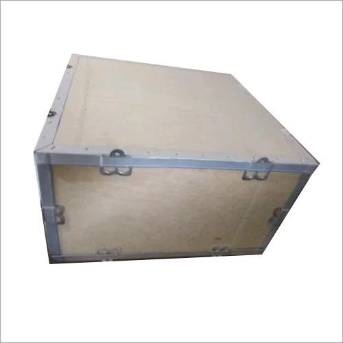 Square Nailless Plywood Box