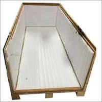 Plywood Box With Internal Foam