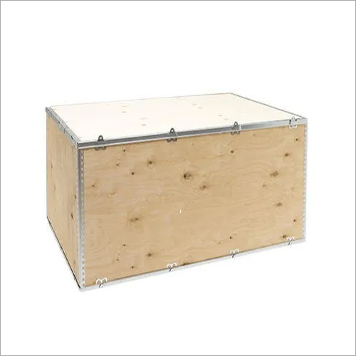 S Type Nailless Plywood Box