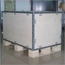 Rectangular Nailless Plywood Box