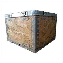 Type B Nail Less Wooden Box
