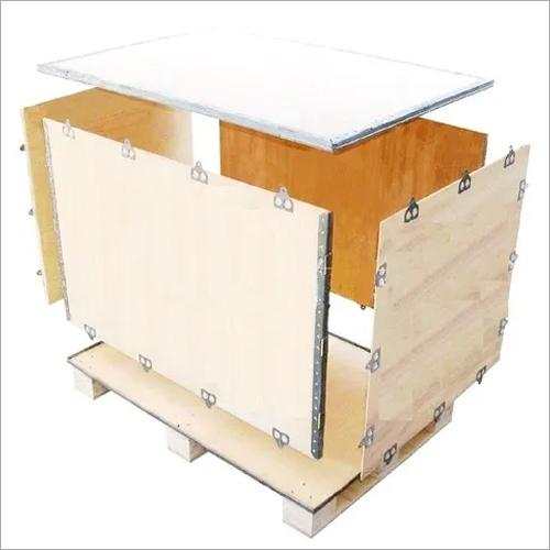 Wooden Nailless Export Box