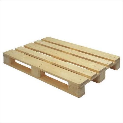 4 Way Rectangular Wooden Euro Pallets