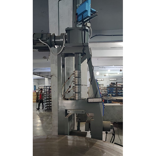 Shoe Moulding Machine