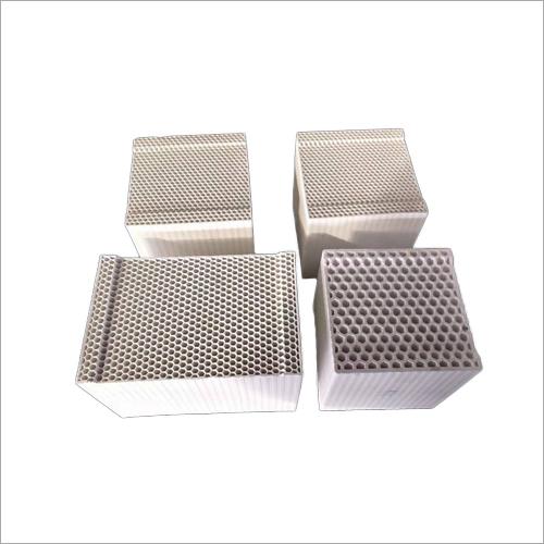 Honeycomb Ceramic Regenerator As Heatexchange Media For Rto