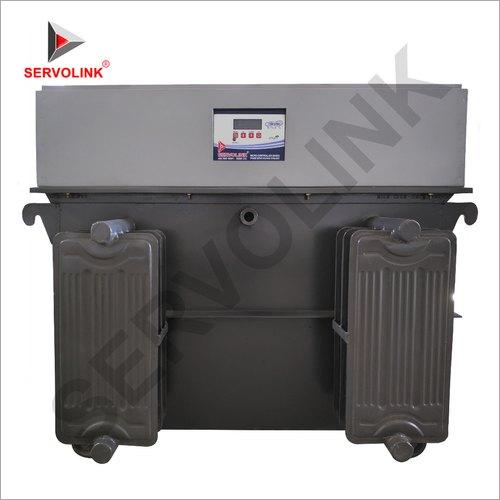 Servolink 3 Phase Oil Cooled Servo Voltage Stabilizer