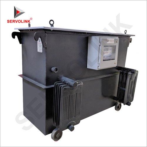 150 KVA Oil Cooled Three Phase Servo Voltage Stabilizer