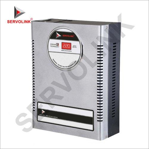 Digital AC Voltage Stabilizer