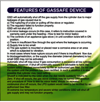 Indias Gas Safety Device