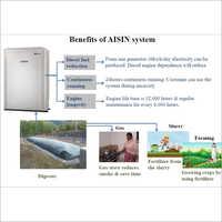 AISIN Generation System