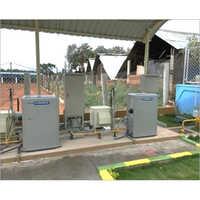 Industrial Biogas Engine System