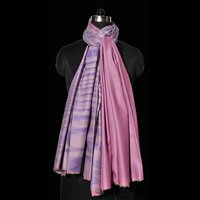 Cashmere Space Dyed Reversible Shawls