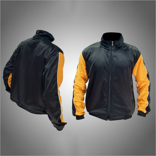 Polyester Sports Tracksuit Upper