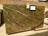 Rain Forest Green Or Bidasar Green Marble
