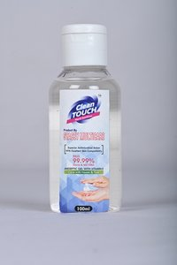 100 ml Gel Based Sanitier