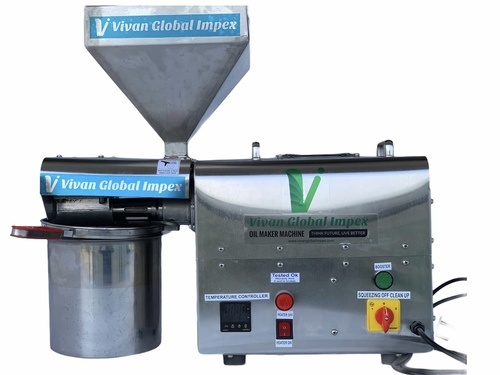 mini commercial oil machine