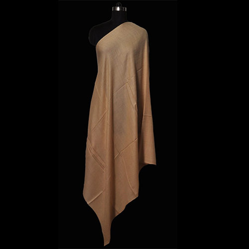 Cashmere Natural Plain Shawls