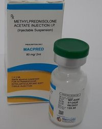 Methylprednisolone acetate 80MG