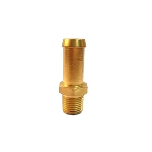 Precision Brass Male Adapter