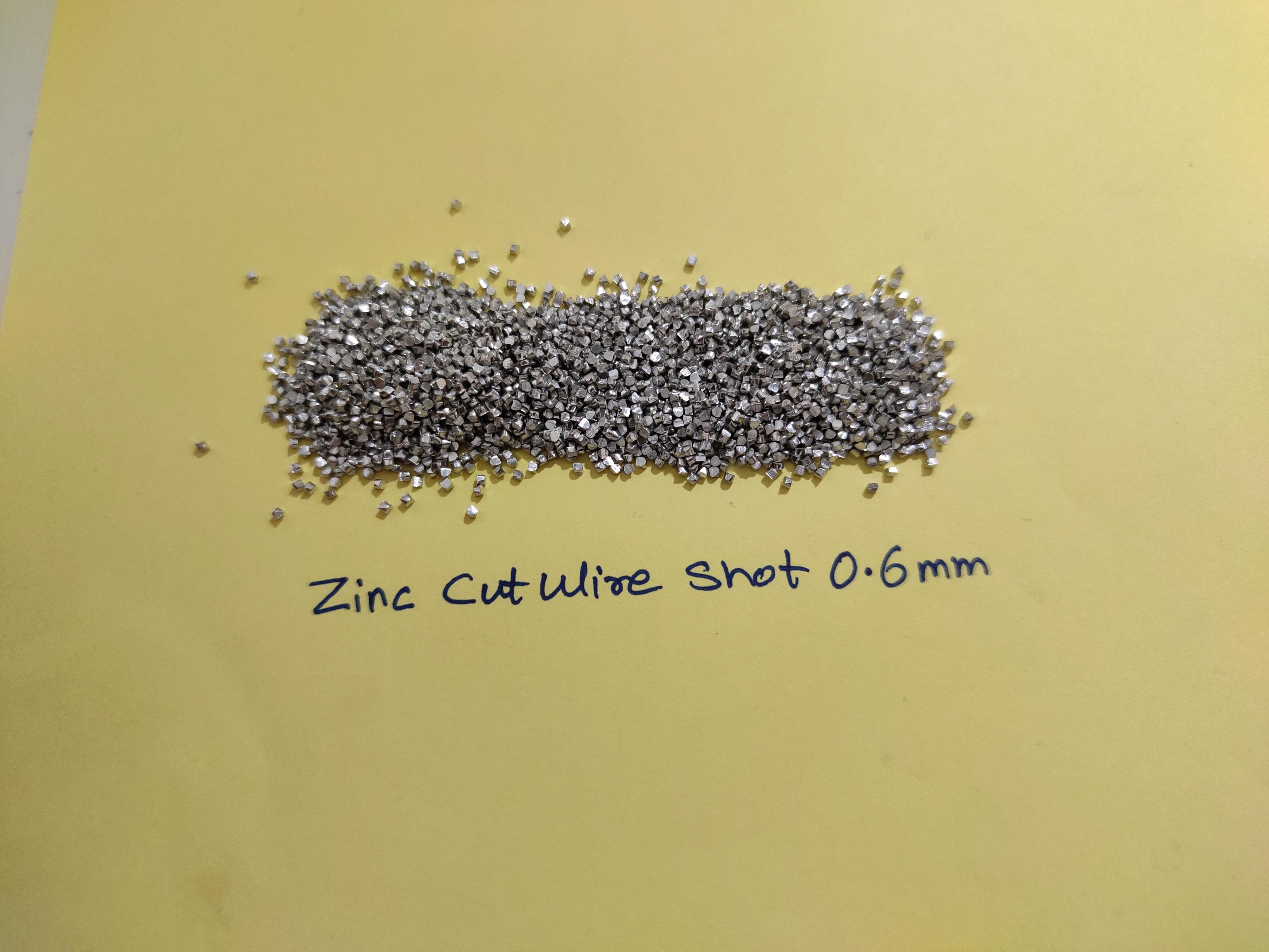 Zinc Shots