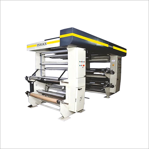Industrial Stack Type Flexo Printing Machine
