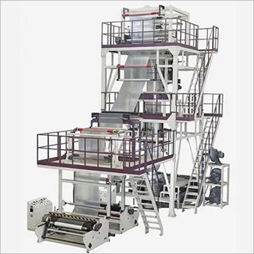 Multilayer Blown Film Extrusion Machine-ABC