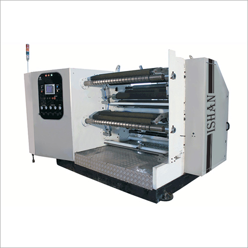 Automatic Center Slitting Machine