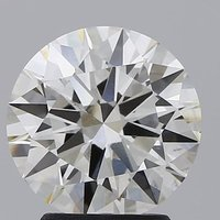 Round Brilliant Cut Lab Grown 2.52ct I VS2 IGI Certified Diamond 440092801