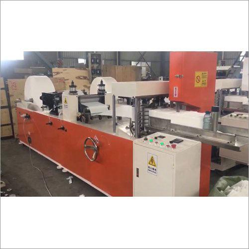 Industrial Tissue Paper Napkin Machine