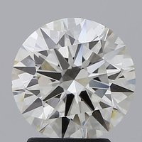 Round Brilliant Cut Lab Grown 2.51ct J VS1 IGI Certified Diamond 440092802