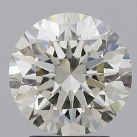 Round Brilliant Cut Lab Grown 2.35ct I VS1 IGI Certified Diamond 440099684