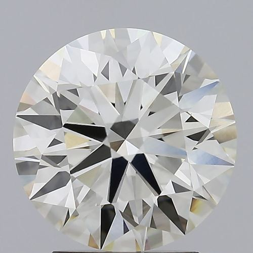 Round Brilliant Cut Lab Grown 2.31ct I VVS2 IGI Certified Diamond 440099689