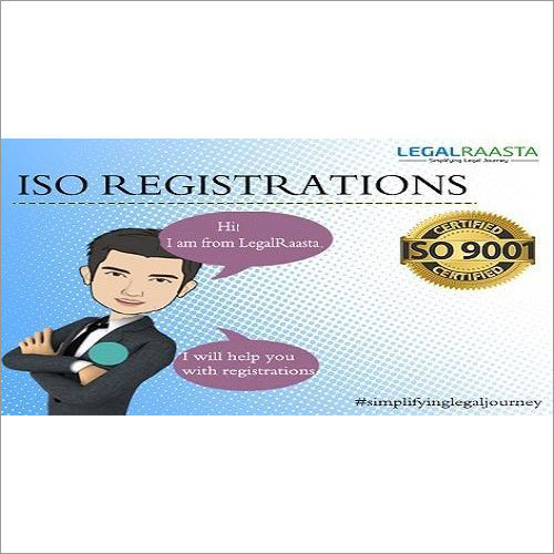 ISO Certification Registration Service