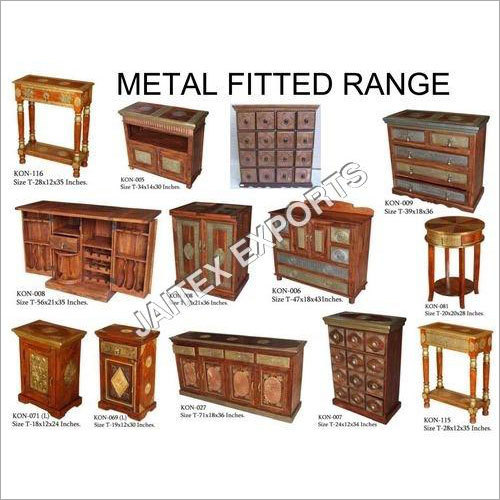 Metal Fitted Range
