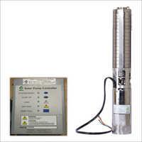 1 HP Sileaf Solar Water Pump
