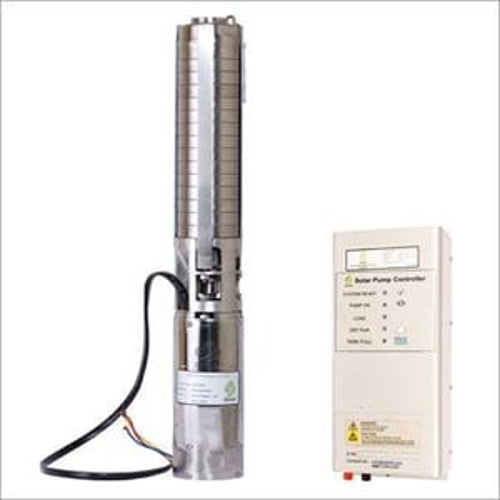 5 HP Sileaf Solar Water Pump