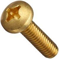 Brass Machine Screw