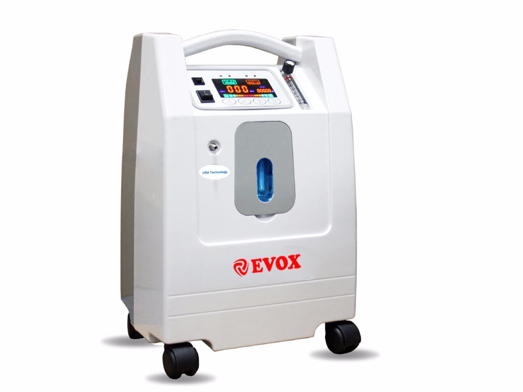 EVOX OXYGEN CONCENTRATOR MACHINE MODEL EVOX-5S
