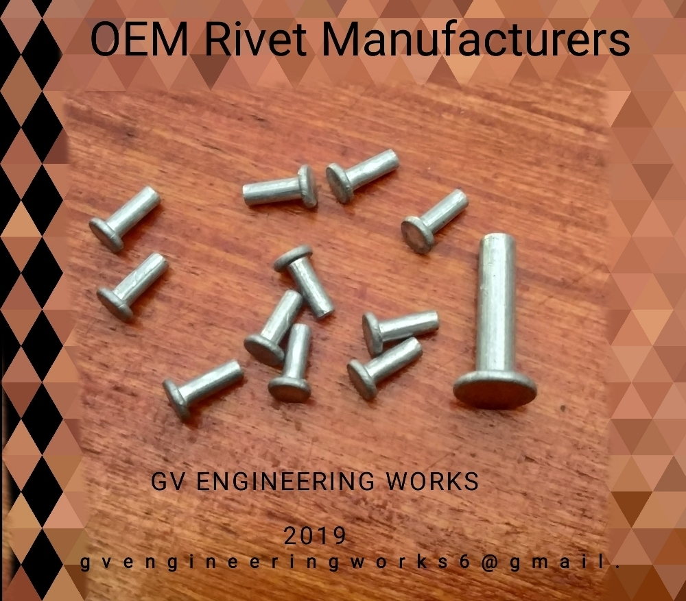 Industrial Rivets