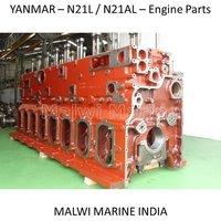 YANMAR-8N21AL-8N21L-6N21AL-6N21L-EN-SN-UN-EV-SV-UV-GV-DV ENGINE PARTS