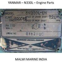 YANMAR-8N330L-6N330L-EN-SN-UN-GV ENGINE PARTS